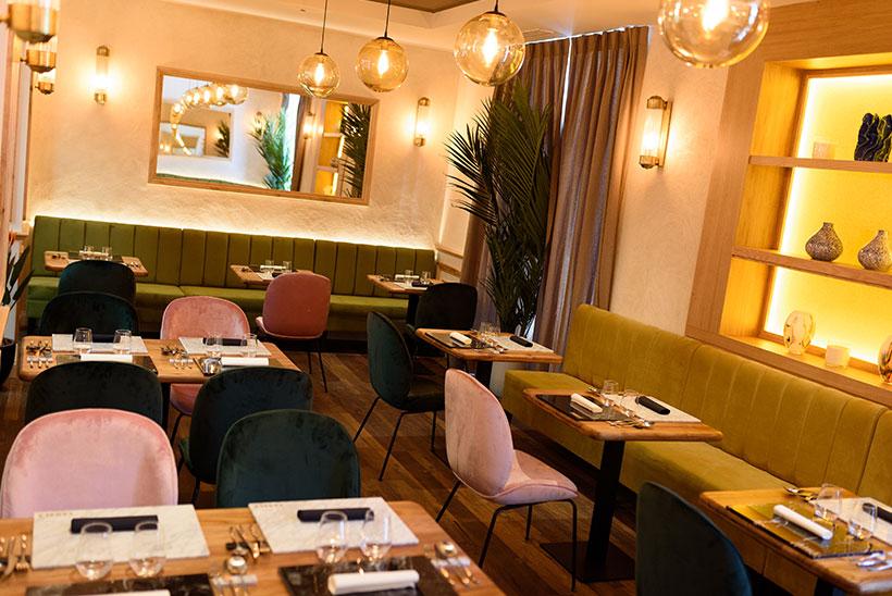 restaurante faralá interior